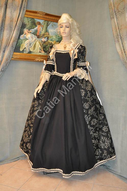Settecento Dama Dama Costume Settecento Costume Carnevale Carnevale lFK1c35uTJ