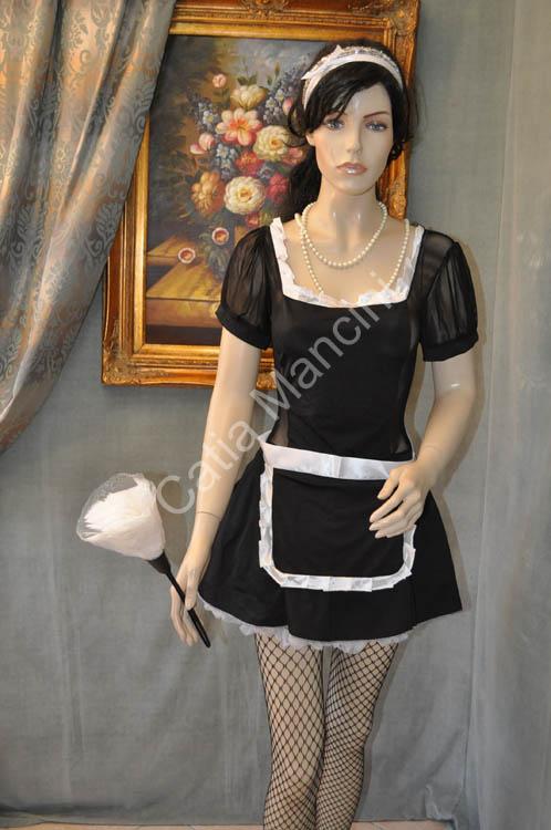 vendita online vendita limitata stile squisito Vestito-Carnevale-Cameriera-Sexy (12)