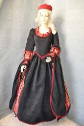 Zarlena Donna Vestito Rockabilly Vestiti Abito Donne Abiti Vintage ... 8cec3fda31b