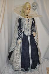ee017fe21e20 Costume Rinascimentale del 1500 Vestito Teatrale e per Rievocazioni VIDEO  N° R003