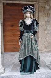 reputable site 17a4d c40b5 Abiti Storici Donna del Medioevo Vestiti Medievali Costumi ...
