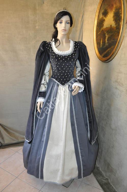 sporco a buon mercato sporco il più economico Vestito Medievale Donna (8)
