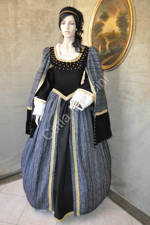 Storico donna medievale per cortei / abbigliamento-medioevo-vendita