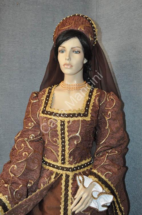 Vestito Dama Medioevale (13)