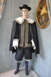 f21c7c3c625d Abito Storico Maschile del 17esimo Secolo XVII 1620 N° T 006 ...