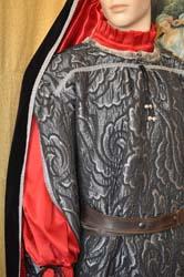 ... Costume Uomo Medievale con copricapo (3) 3807a77b4ff7