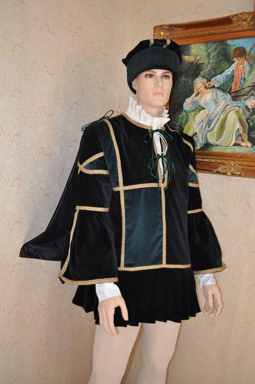 costumi medioevali realizzazione abiti del medioevo