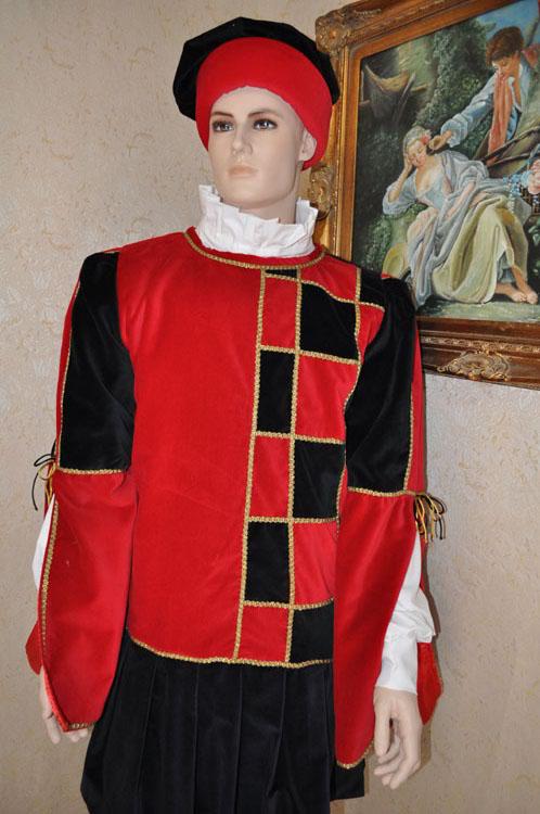 Vestiti Medievali Costumi Professionali Abiti del Medioevo Novità ... 4141c54a2695