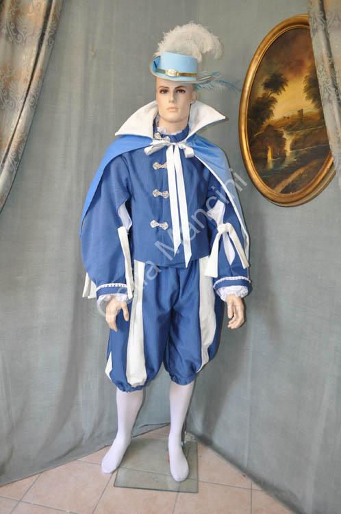 Costume adulto favola principe azzurro